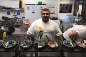 former rolls-royce employee opens new indian street food stall in city centre