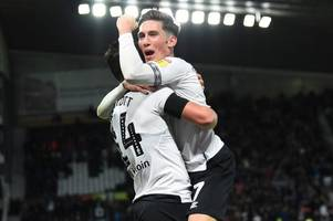 former derby county defender on harry wilson's 'incredible stat', jack marriott and defensive balance