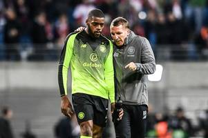 celtic boss brendan rodgers reveals the pep talk that convinced olivier ntcham to stay