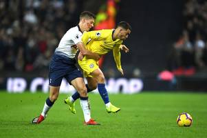 juan foyth scouting report: further lessons learned for young argentine in win against chelsea