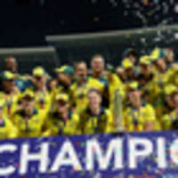 Cricket: Aussies cruise to World T20 title