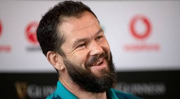 all you need to know about andy farrell as 'all-blacks slayer' to succeed joe schmidt as ireland coach