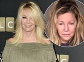 heather locklear's psychiatric hold 'extended two weeks' for 'further evaluation'