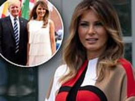 melania will go with president trump to argentina g20 meeting