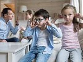 why you should argue in front of your children