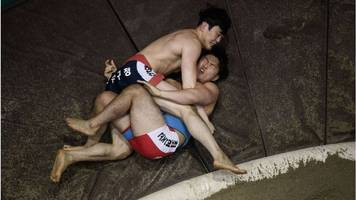 koreas tag-team for wrestling recognition