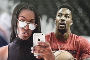 the saga of dwight howard's sexual preference is the craziest story of the year