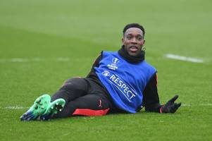 danny welbeck shows why he is so well liked in the game with funny birthday injury update