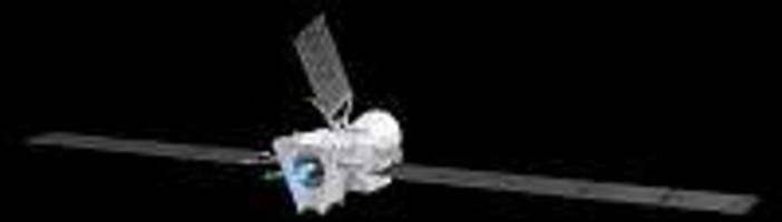 Electric blue thrusters propelling BepiColombo to Mercury