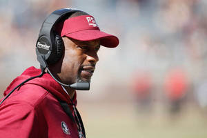 florida state condemns racist meme featuring willie taggart