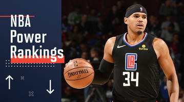 nba power rankings: the starless clippers continue to shine against all odds