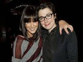 it wasn't the menopause! for years, sue perkins' partner anna battled a problem with her thyroid...