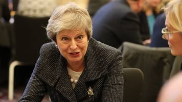 Brexit: Theresa May denies 'giving up' on better deal