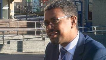 sometimes people just see your skin colour, says labour leader candidate
