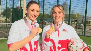 netball: can england's jade & nat handle our quiz?
