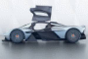 aston martin valkyrie may offer track pack variant