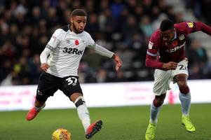 fitness boost for derby county ahead of stoke city clash