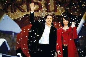 review of love actually with full live orchestra at nottingham's royal concert hall as uk tour kicks-off