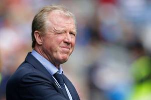 steve mcclaren press conference: every word on freeman's goal, eze's 'dive' and crucial set pieces
