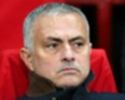 'maybe it's better to have holidays in barbados!' - mourinho fires back at tv pundits over reaction to rashford miss
