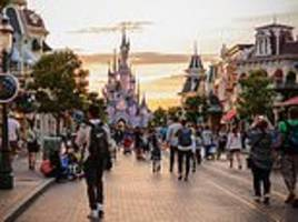 disneyland paris may 'double its visitor capacity and build a third theme park' by 2030