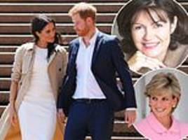 meghan markle's baby due date will be earlier than expected claims princess diana's psychic