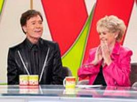 viewers outraged by sir cliff richard's comments on loose women