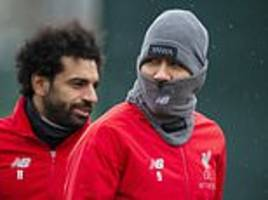 buffon rates salah, mane and firmino better than psg trio mbappe, neymar and cavani