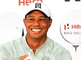 tiger woods signs deal with discovery's golftv that will offer behind-the-scenes access