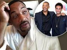 will smith speaks out on how he salvaged relationship with son trey after they had 'struggled'