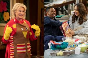 cbs unveils winter comedy schedule with no back-orders for 'murphy brown,' 'happy together'