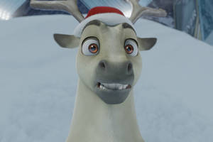 'elliot: the littlest reindeer' film review: horse dreams of christmas glory in muddled cartoon