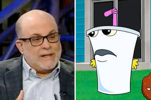 is fox news' mark levin really just master shake from 'aqua teen hunger force'? (video)