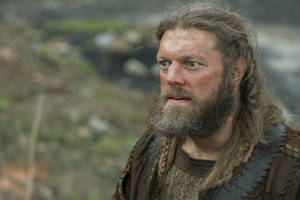 7-time wwe world heavyweight champ edge on where he ranks, size-wise, in the land of 'vikings'