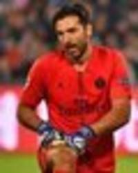 buffon snubs psg stars with stunning liverpool claim and tips champions league winners