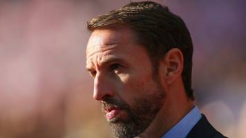gareth southgate: england manager supports fa's respect campaign