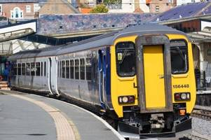 northern rail services to be disrupted over christmas due to strikes