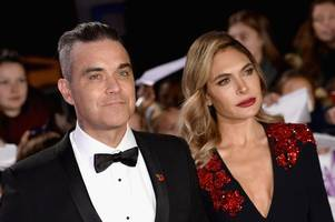 robbie williams' wife ayda field spills the beans on her first trip to stoke-on-trent - and her love of oatcakes