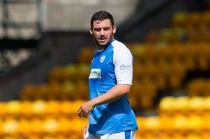 st johnstone sent reeling as drey wright is ruled out for rest of the season