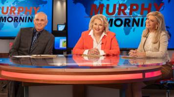 'murphy brown' to end at cbs, 'happy together' also finished after initial episodes wrap up