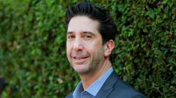 david schwimmer on enjoying the 'challenges' of producing