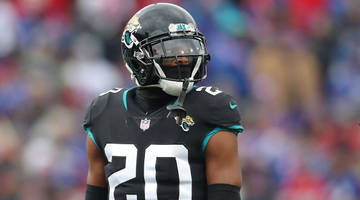 Jaguars Have 'High Level of Concern' CB Jalen Ramsey Won't Play on Sunday vs. Colts