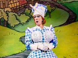quentin letts reviews dick whittington at windsor's theatre royal