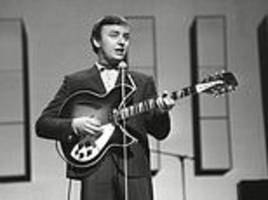 you'll never work again! scouse music icon gerry marsden hangs up microphone after 60-year career