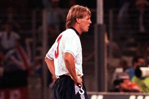 stuart pearce reveals how brian clough helped him have the best season of his career after italia '90 heartbreak