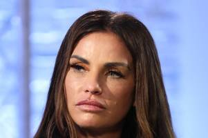 katie price turns to moneysavingexpert's martin lewis for financial help before 'bankruptcy'