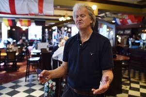 wetherspoon pub boss tim martin to visit croydon on uk-wide brexit tour