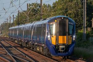roll-out of new electric trains delayed until next year over delivery problems