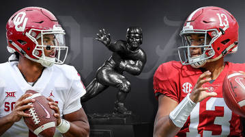 thanks to kyler murray's remarkable season, the heisman race is a lot closer than you think