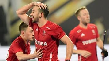 hockey world cup 2018: england draw 2-2 with china in their opening game